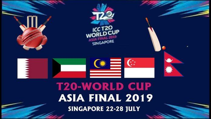 Singapore Crush Malaysia's T20 World Cup Hopes